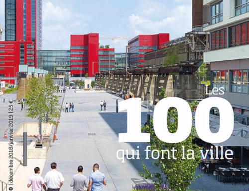 Les 100 qui font la ville